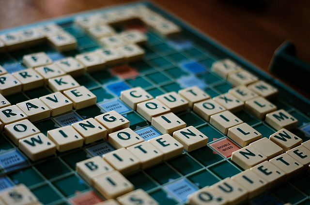 Scrabble-phrases