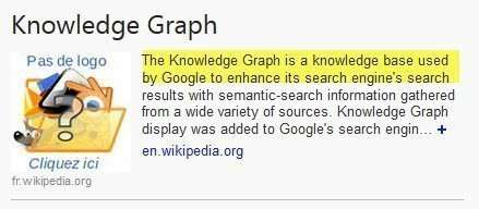 Bing's Satori Result needs updating on a search for [Satori knowledge graph]