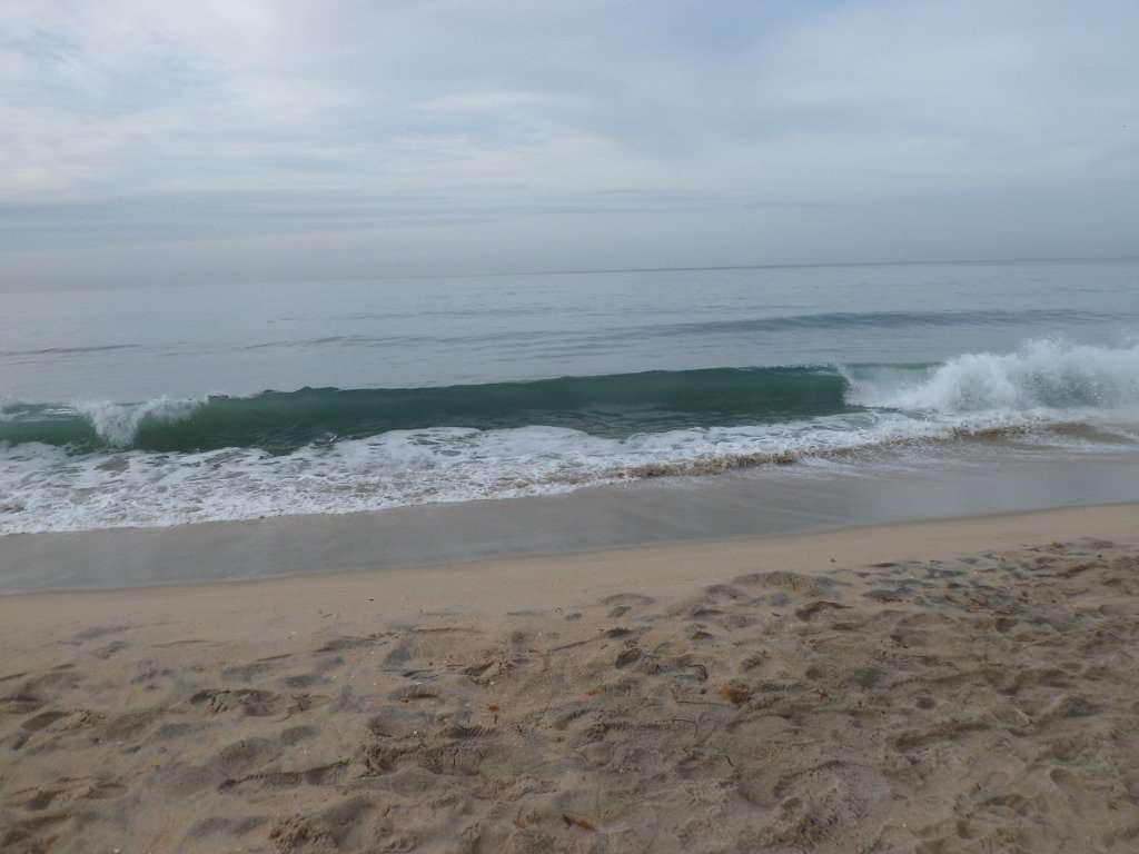 Even the Smaller Waves make me think of surfing on water instead of upon web sites.