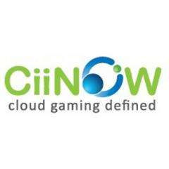 CiiNow Logo - cloud gaming defined