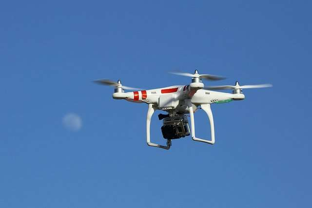 Google Files Patent for Drone Delivery Platform