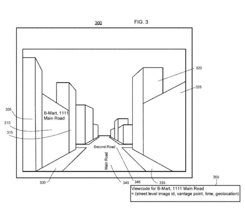 This is referred to as a viewcode in the patent's drawings.