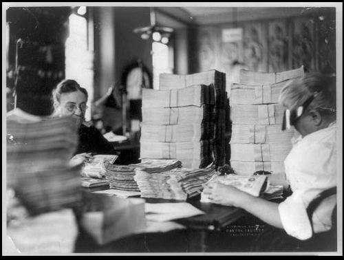 Making Money at the US Treasury