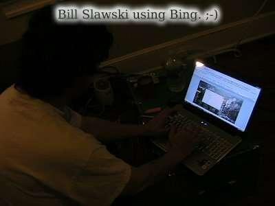 Bill Slawski Binging