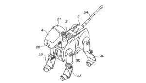 Not a web-based robot, but this image is from a Boston Robotics patent.