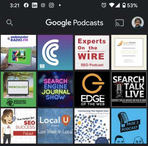 making podcasts easier to find with Google SEO Podcases