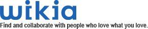 logo for Wikia