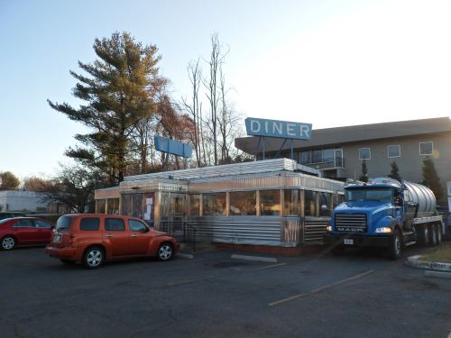 Frost Diner in Warrenton, Virginia