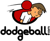 Dodgeball Logo