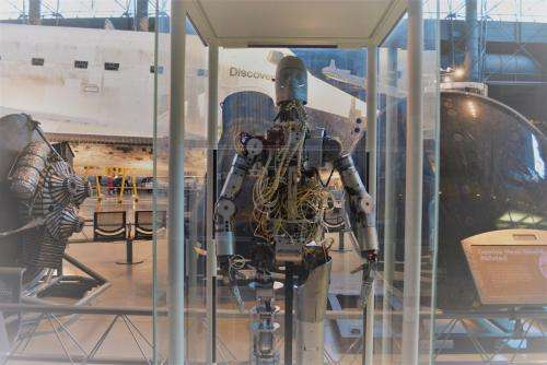A NASA Android that Voyaged to Space