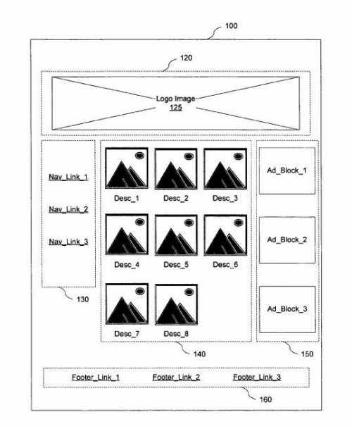 Googles Page Segmentation Patent Granted