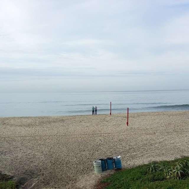 Carlsbad Village Beach