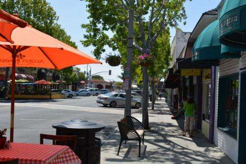 Downtown Carlsbad, Ca.