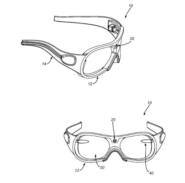Eyefluence Eye Tracking Device