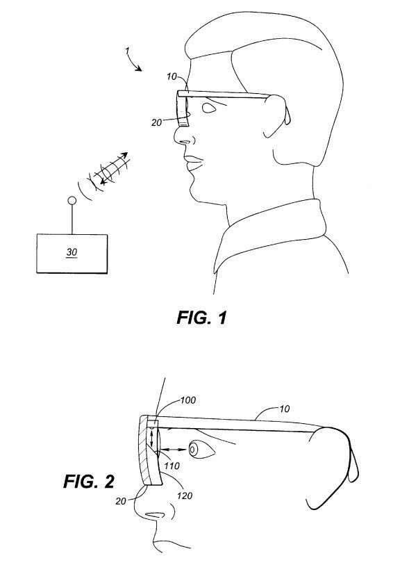 Google Acquires Patent for Eye Scan Security and Augmented Imagery