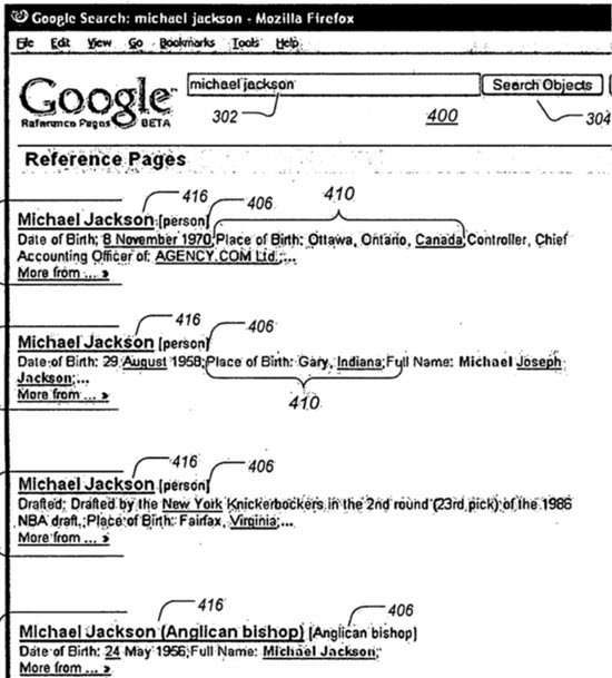 It looks like Google, but the snippets look more like Wikipedia.