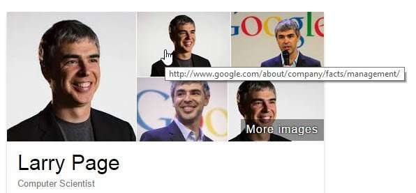 Knowledge panel Image for Larry Page