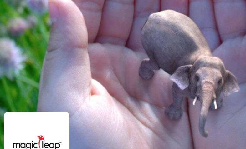 Magic Leap Header from Twitter