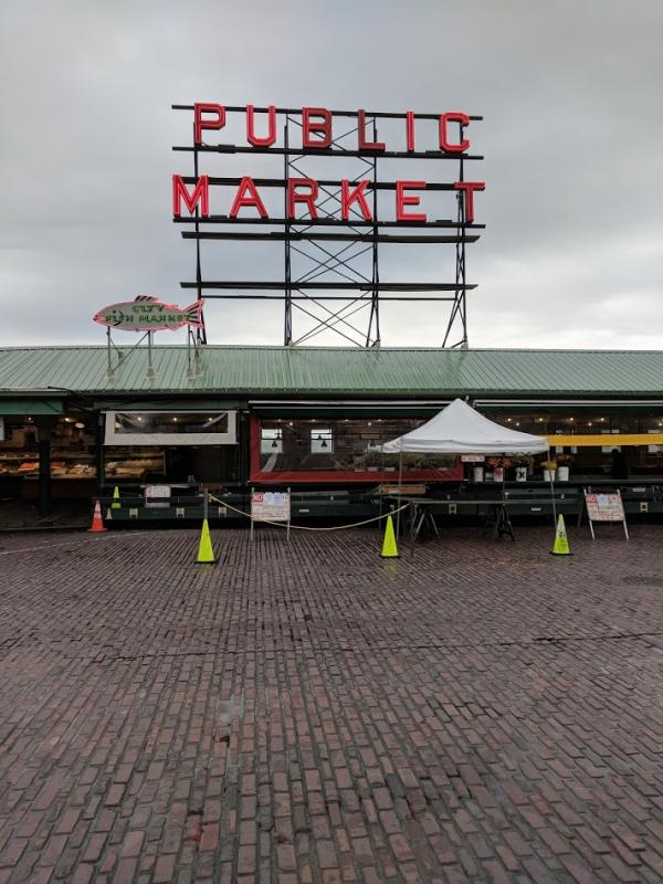 Pike Place Farmers Market