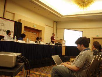 Barry Schwartz blogging at the SES