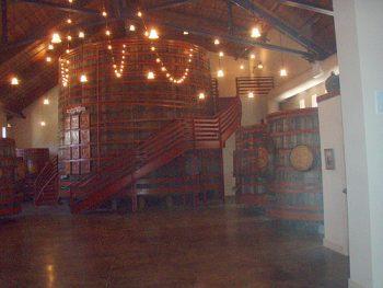The largest wine barrel I've ever seen